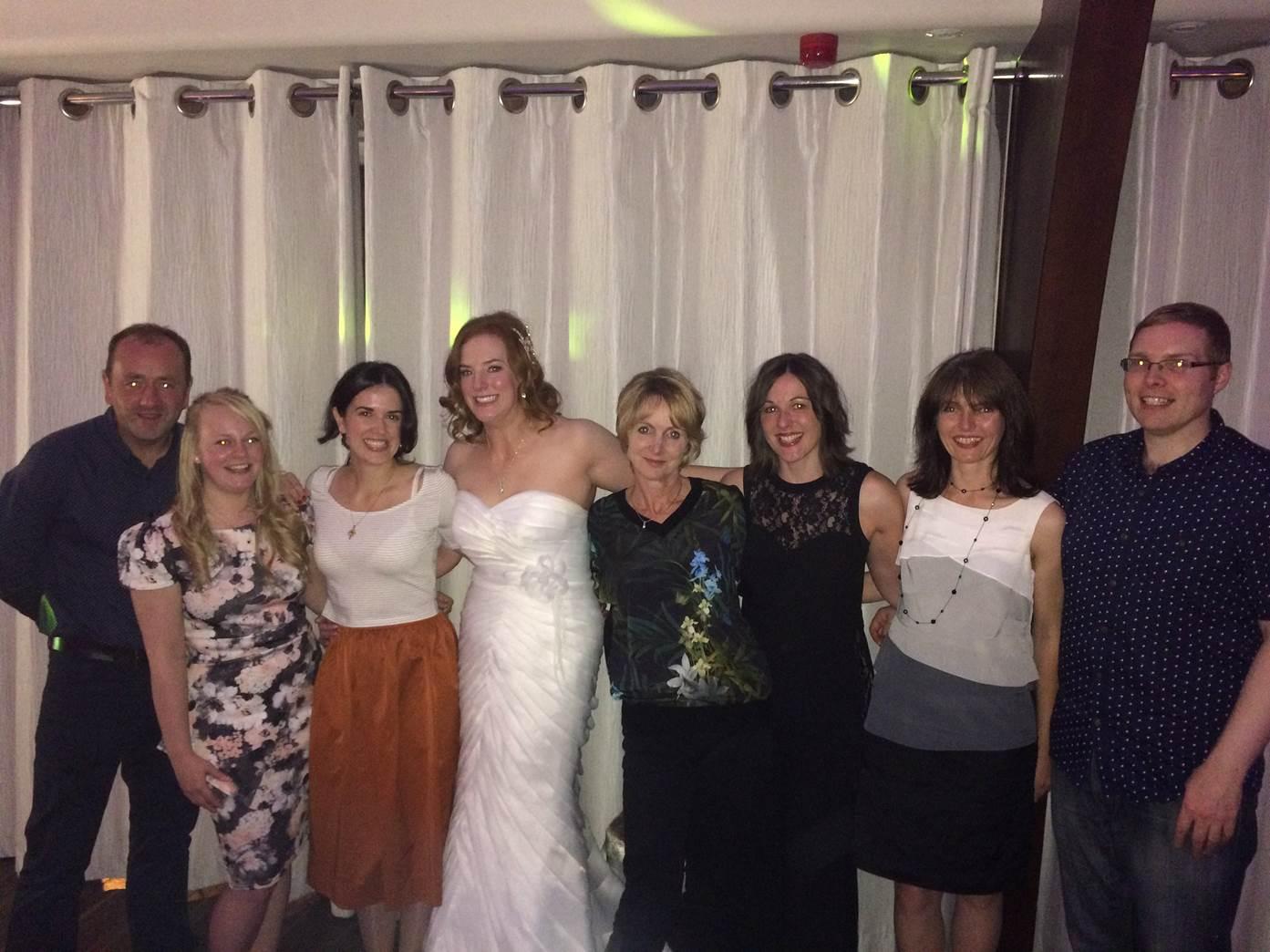 Debs wedding
